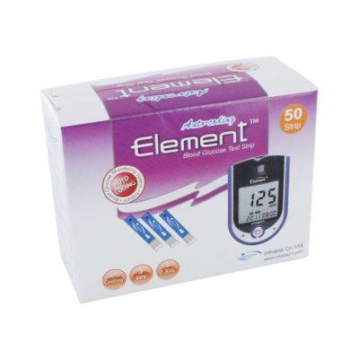 Полоски диагностические Element (Glucose Test Strip)