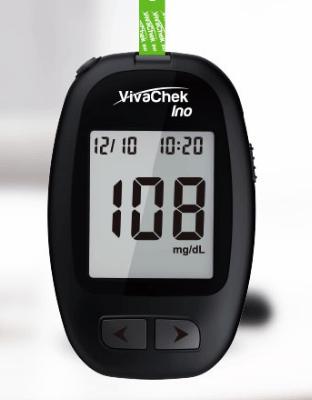 Система для мониторирования уровня глюкозы крови VivachekIno