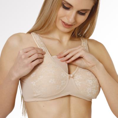 Бюстгальтер и протез для груди